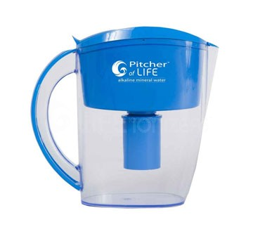 Pitcher of Life Alkaline Water Pitcher